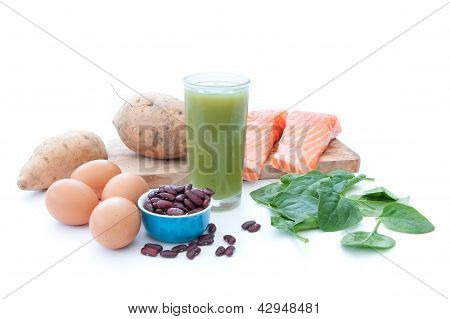 Protein Rich Superfood Diet