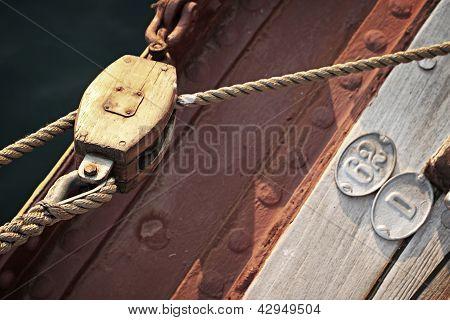 Sail Pulley