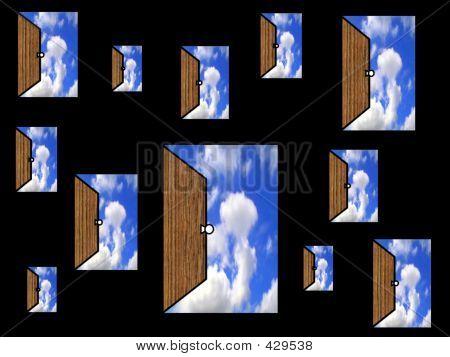 Doors All Over Sky