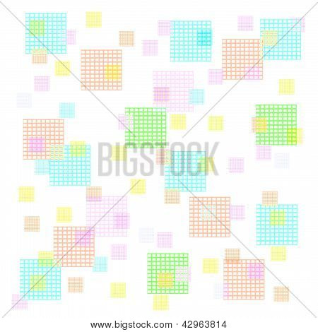 pastel square