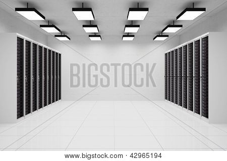 Datacenter With Copyspace