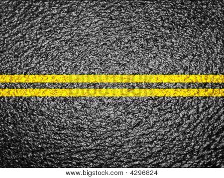 Asphalt Background Texture