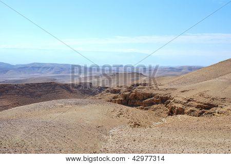 Deserto da Judéia.