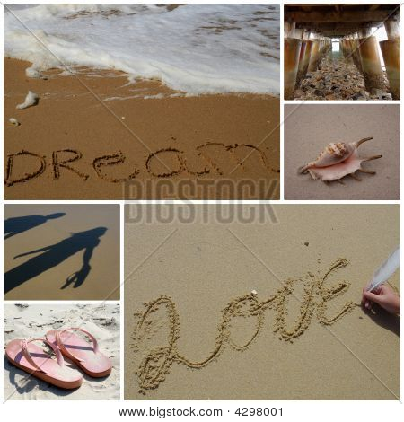 Beach Montage