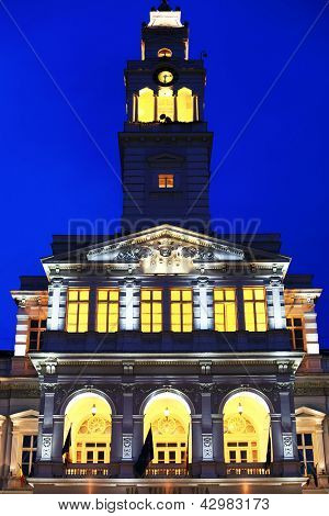 Arad Townhall, Romania, Europe