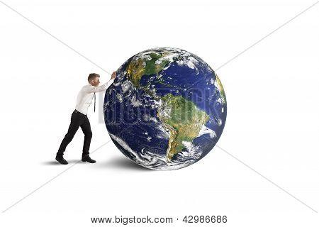 Destruction Of The World