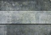 stock photo of messy  - metallic abstract background - JPG