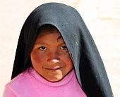 Peruvian Child