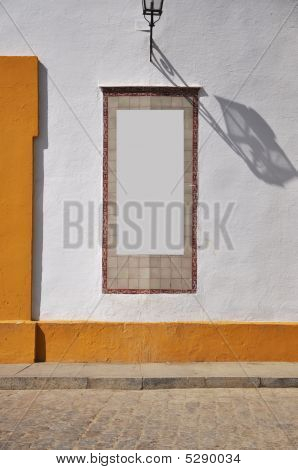 Poster In Seville
