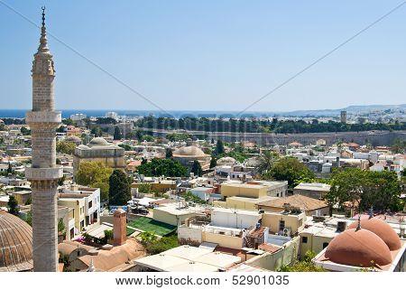 Old Rhodes City