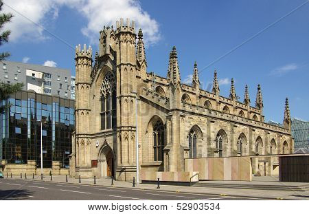 St Andrew's Cathedral In Glasgow, Scotland