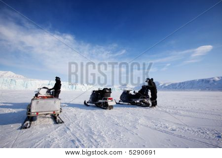 Glacier Expedition