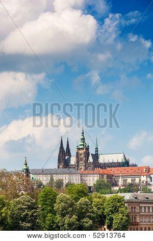 Hradcany in Prague, Czech Republic
