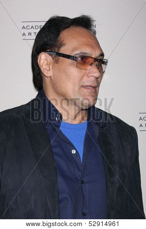 "LOS ANGELES - OCT 25:  Jimmy Smits at the An Evening with ""Sons of Anarchy"" at Leonard H. Goldenson Theater at the Television Academy on October 25, 2013 in North Hollywood, CA"