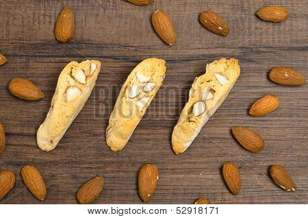 Pastry Cantuccini