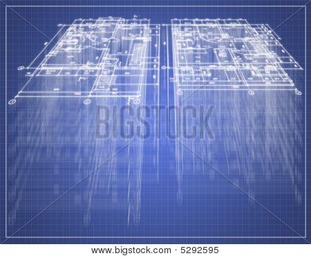 Blueprint In Motion