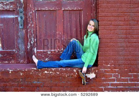 Alley Backrest