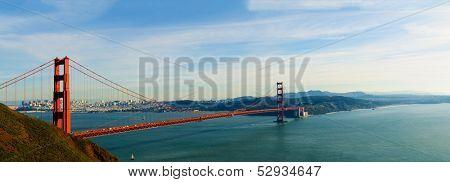 San Francisco and GGB