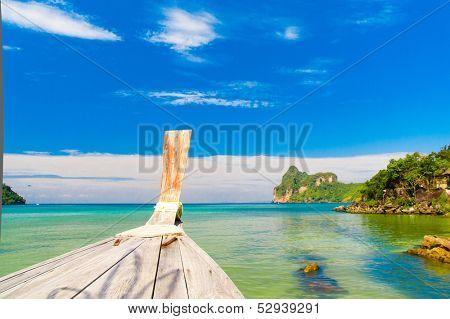 Getaway Journey Thai Vessel