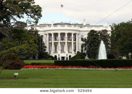 La casa blanca Washington DC