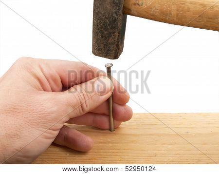 Nail And Hammer