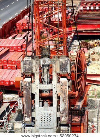Industrial Drilling Machine