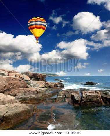 Acadia National Park Maine Coast