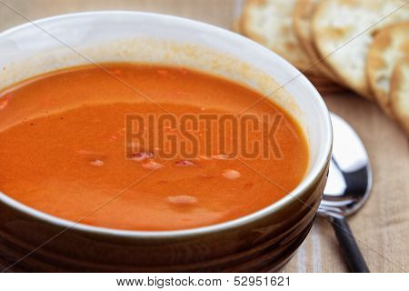 Delicious Tomato Bisque