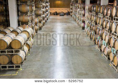 Napa Valley Wine Cellar