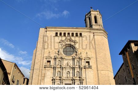 Cathedral of Girona, Spain