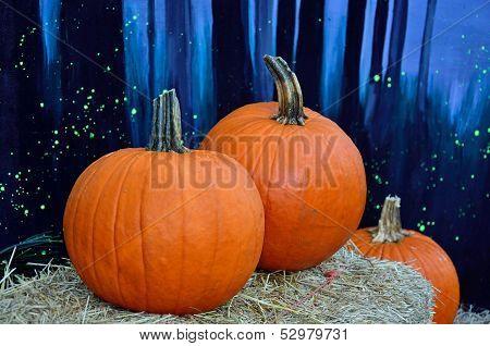 Simple autumn decorations