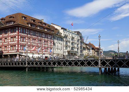 Kramgasse Bridge, Luzern