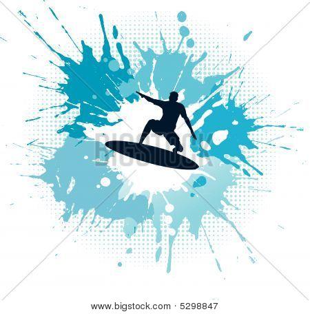 Surfing Grunge