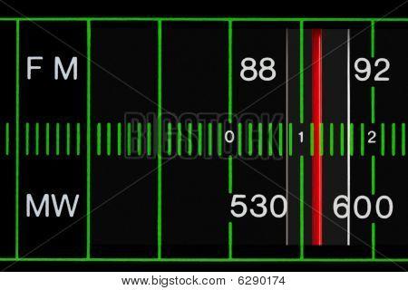 Vintage Radio Tuner