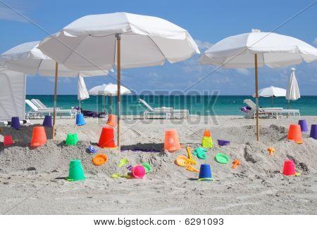 die großen Sandkasten