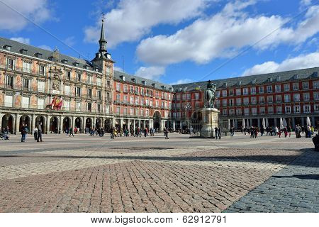 Square Plaza Mayor