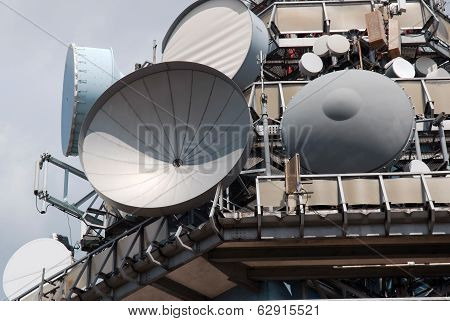 Telecommunications Transmitter