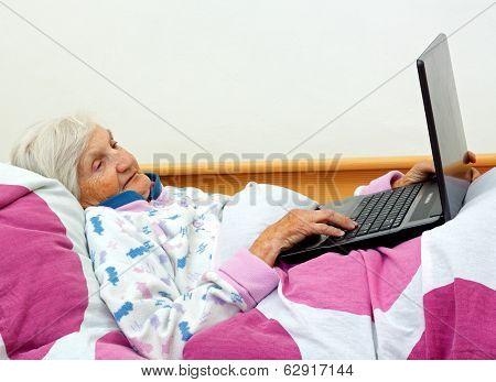 Bored Elderly