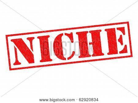 Niche Rubber Stamp