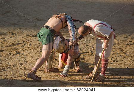 Gladiator Execution