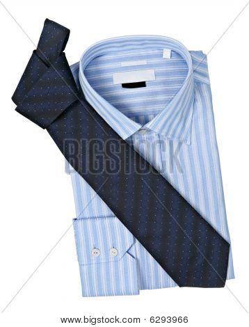 Necktie And Shirt