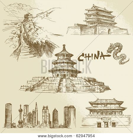 China, Peking - chinese heritage