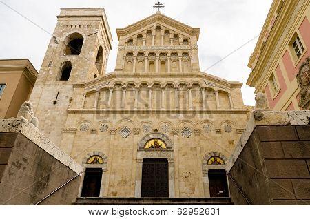 Cagliari, Santa Maria Cathedral