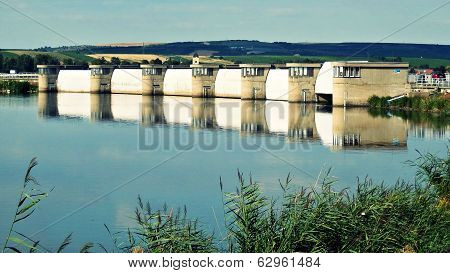 South Moravia Dam Nové Mlýny
