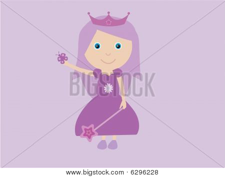Princesa roxa