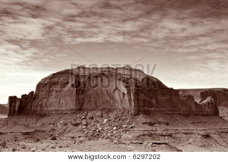 Monument Valley Rock Formations