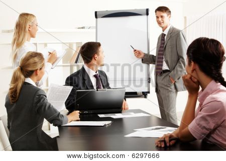 Presentando Ideas