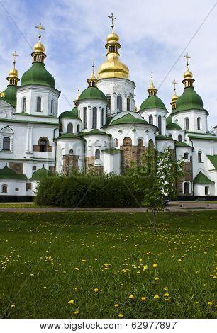 Kiev, Ukraine, Sofiyiskiy Cathedral