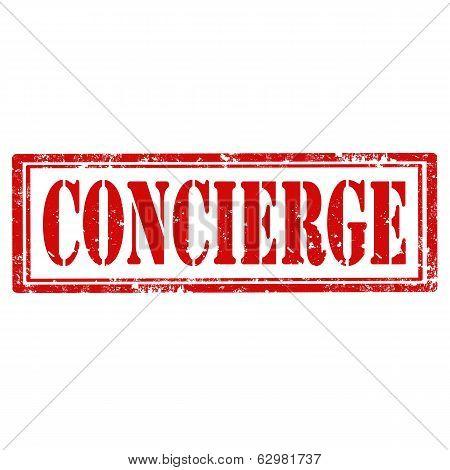 Concierge-stamp