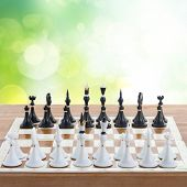 set of chess ready to play